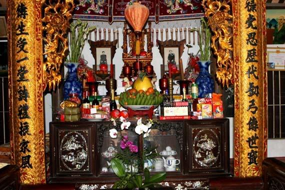 Voyage Vietnam - Culte des ancetres