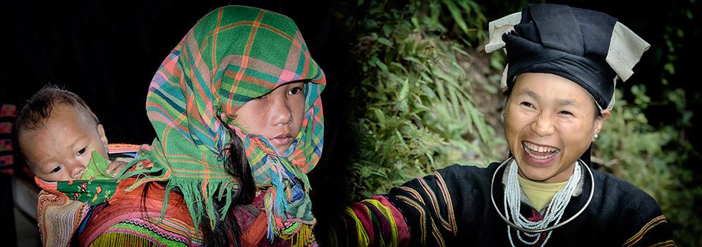 Voyage Vietnam, ethnie Lolo
