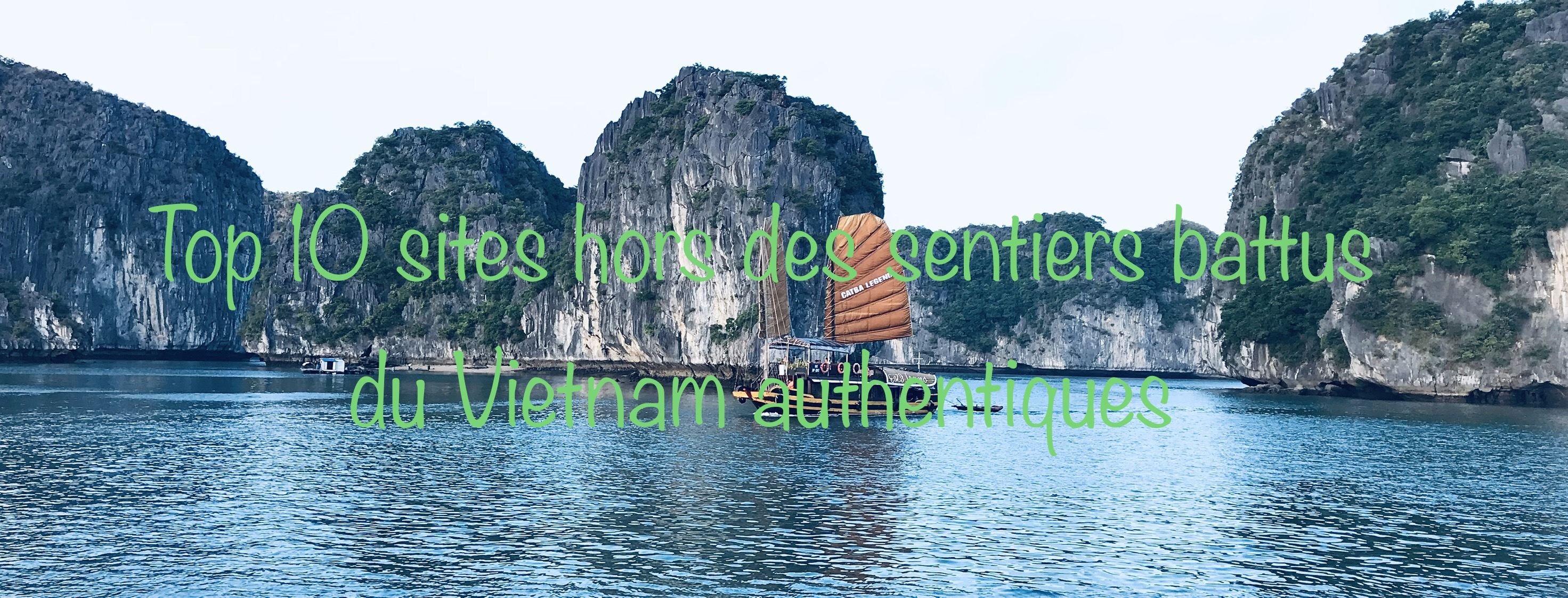 baie d'halong autrement